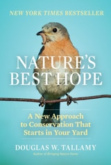 Best native plant book - Nature's Best Hope