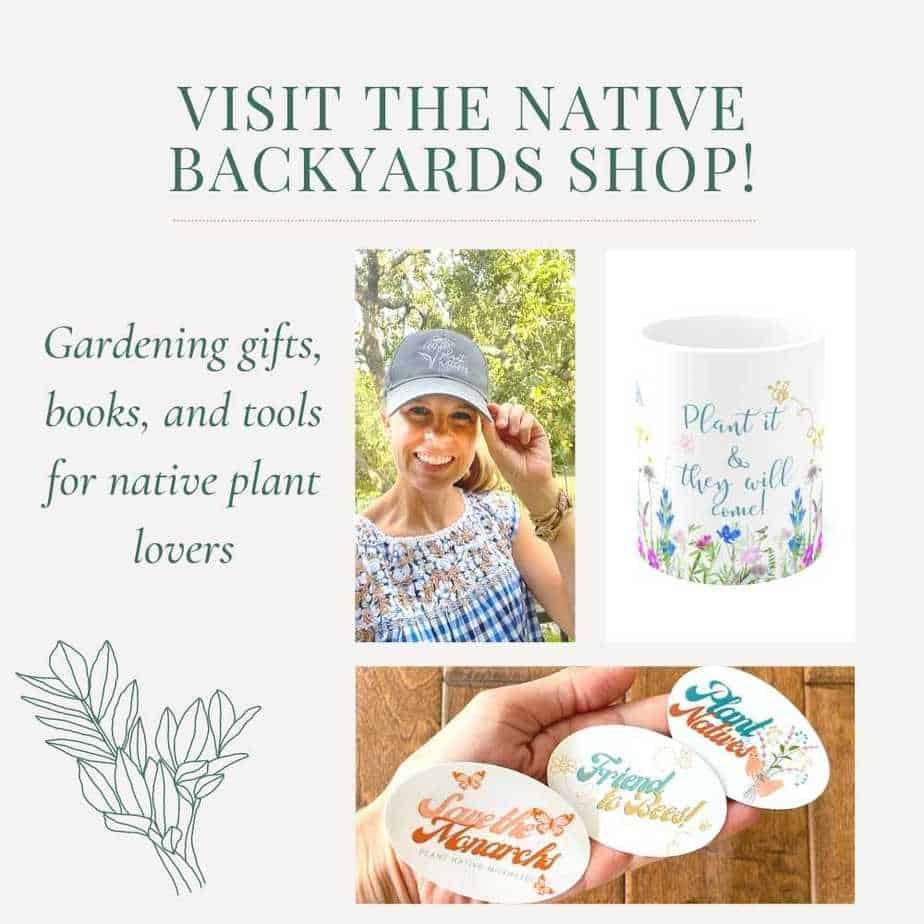 Native Backyards Shop